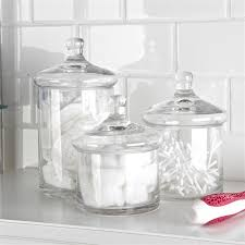 bathroom canister set best 25 bathroom canisters ideas on