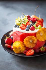 vegan watermelon cake green healthy cooking