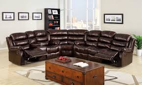 Eli Cocoa Reclining Sofa Best Leather Reclining Sofa Brands Reviews Curved Leather