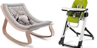 chaise pour bébé hautes et transats pour bébé
