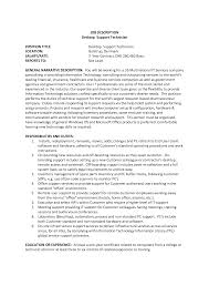 Sample Technician Resume by Desktop Support Technician Resume Process Improvement Consultant