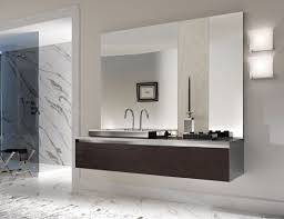 bathrooms design large bathroom mirror frameless inspirations