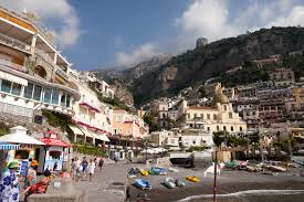 Positano Italy Map Vegan Travel Positano Italy