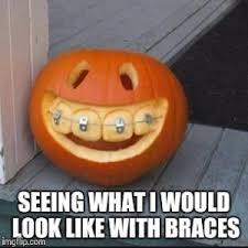 Brace Face Meme - braces puns