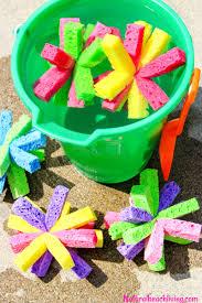 how to make super soaker sponge balls kids will love natural