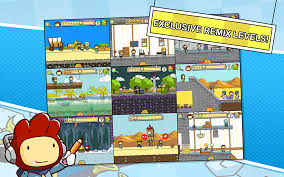 scribblenauts remix apk scribblenauts remix finally draws its way into the play store