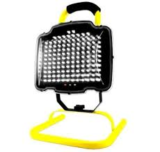cordless battery powered led picture light ultra bright 130 led rechargeable cordless work flood light with