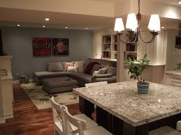 Best Finished Basement Images On Pinterest Basement Ideas - Family room in basement