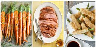 easter dishes traditional 70 easter dinner recipes food ideas easter menu country living
