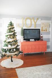 tree and decor 2012 clutter