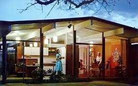 Midcentury Modern House Plans - joseph eichler mid century modern ranch house plans modern house