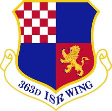 Va Flag 25th Air Force U003e Units U003e 363d Isrw