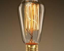 edison bulb pendant etsy