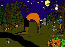 childrens halloween cartoons halloween yoga fullmoonyoga org