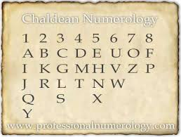 chaldean numerology chaldean vibrations compound numbers