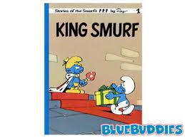 smurf comic books king smurf smurfette smurphony smurfs