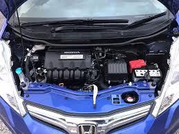 2012 honda jazz 1 3 petrol electric full service history