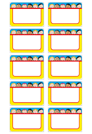 Family Feud Name Tag Template Templates Name Tags Http Webdesign14