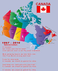 canadian map and capitals nanaimo info canadian anthem canadian flag map of canada