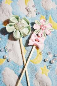 easy kanzashi hair accessory tutorial for cool japan