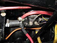 mercruiser 470 pertronix wiring question