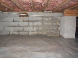 crawlspace waterproofing u0026 encapsulation system b dry