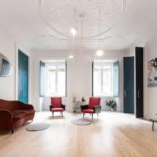 atelier designs a spacious contemporary apartment in lisbon
