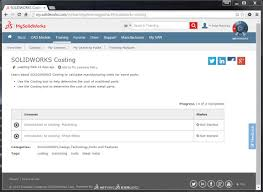 Training Cost Estimate Template by Estimate Part Manufacturing Cost With Solidworks