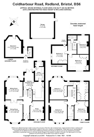 6 bedroom house for sale in coldharbour road redland bristol bs6
