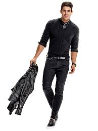 all black casual 6 killer ways to wear a black dress shirt without looking slick