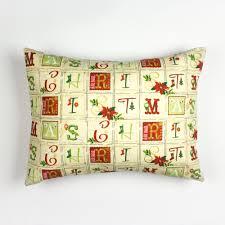 holiday pillowcases christmas pillow decorations xmas