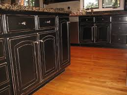 distressed black kitchen island vancouver distressed black kitchen traditional with chandelier