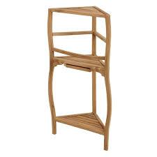 shelves amazing ergonomic bathroom corner shelves chrome designs