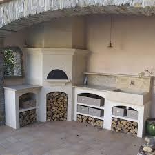 cuisine d été en cuisine d ete exterieure future maison extérieur