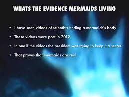 are mermaids real by 143001178