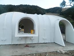 Small Energy Efficient Homes by A Green Roofed Hobbit Home Anyone Can Build In Just 3 Days Green