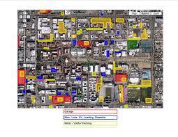 Unlv Map Fall Softball Parking Map Arizonawildcats Com University Of