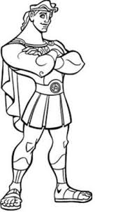 hercules coloring pages ngbasic