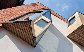 Modern Dormer Welcome To Britain U0027s First Carbon Neutral Victorian Home Telegraph