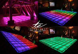 outdoor floor rental rent a led floor for your party or event