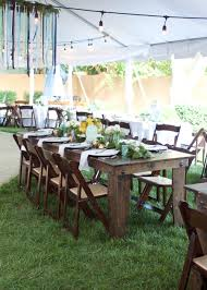 farm tables for rent louisville ky barn wood table rentals