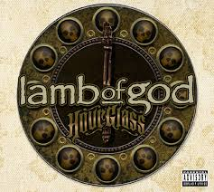 cd packaging miscellaneous lamb of god hourglass