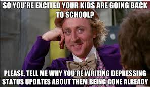 Going Back To School Meme - hilarious back to school memes