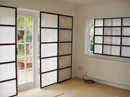 Sliding Panels For Patio Door Bamboo Shades For Sliding Glass Doors Clanagnew Decoration