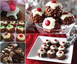christmas chocolate wonderful diy christmas chocolate crackle pudding