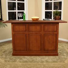 Home Bar Sets by Shop American Heritage Billiards Lexington 72 In X 44 25 In Maple