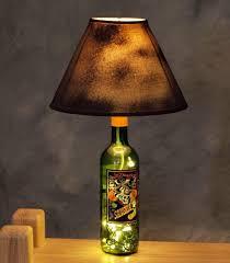Wine Bottle Light Fixtures Diy Wine Bottle Lamp 12 Ways To Make A Wine Bottle Lamp Guide
