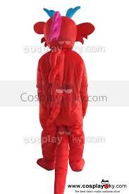 red dragon halloween costume red dragon mascot costume cartoon suit size cosplaysky com