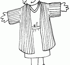 100 ideas bible coloring pages joseph brothers