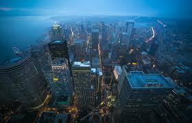 seattle city light change of address lights of seattle milky way matt